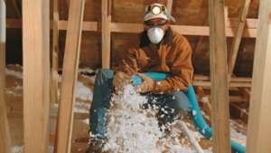 Blown Insulation Installation for Raleigh, Durham, Triangle