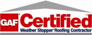certified roofing services