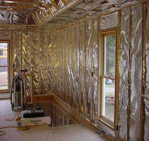 Radiant Insulation for Raleigh, Cary, Garner, Durham area