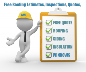 free roofing inspection