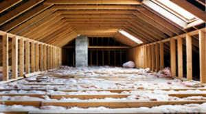 attic insulation nc
