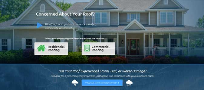 Residential Roofing Services Raleigh